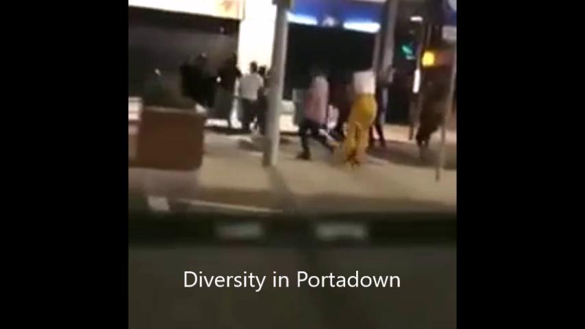 Diversity in Portadown