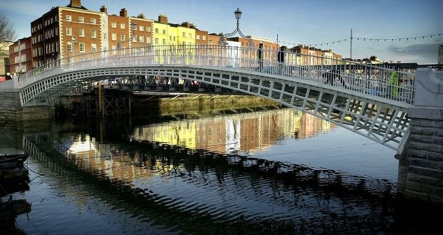 """Dublin Tourist - """"I should have stayed in London"""""""