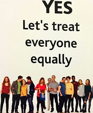 Lets treat bullying seriously and 'everyone' equally