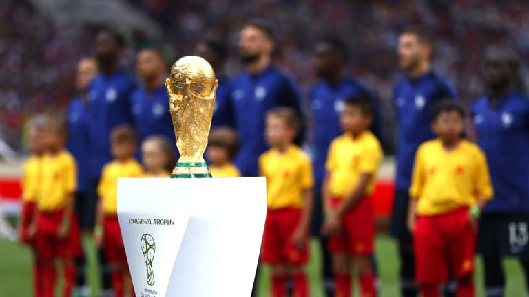 FIFA shares the benefits of Russia 2018 with 416 clubs around the globe