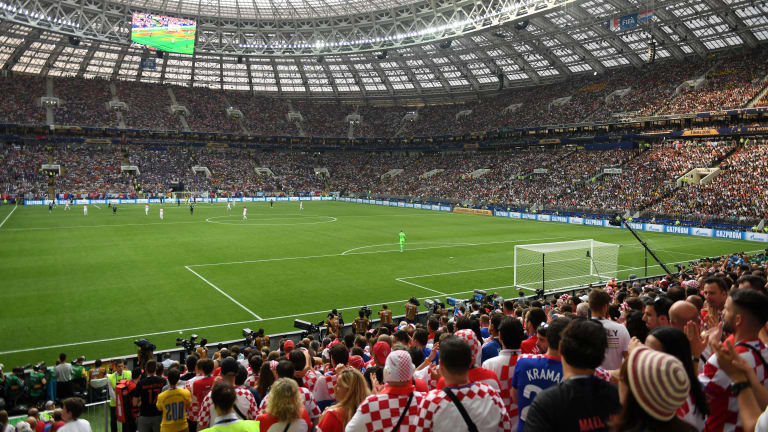 €136Bn Betting Turnover and no suspicious betting behaviour at Russia 2018
