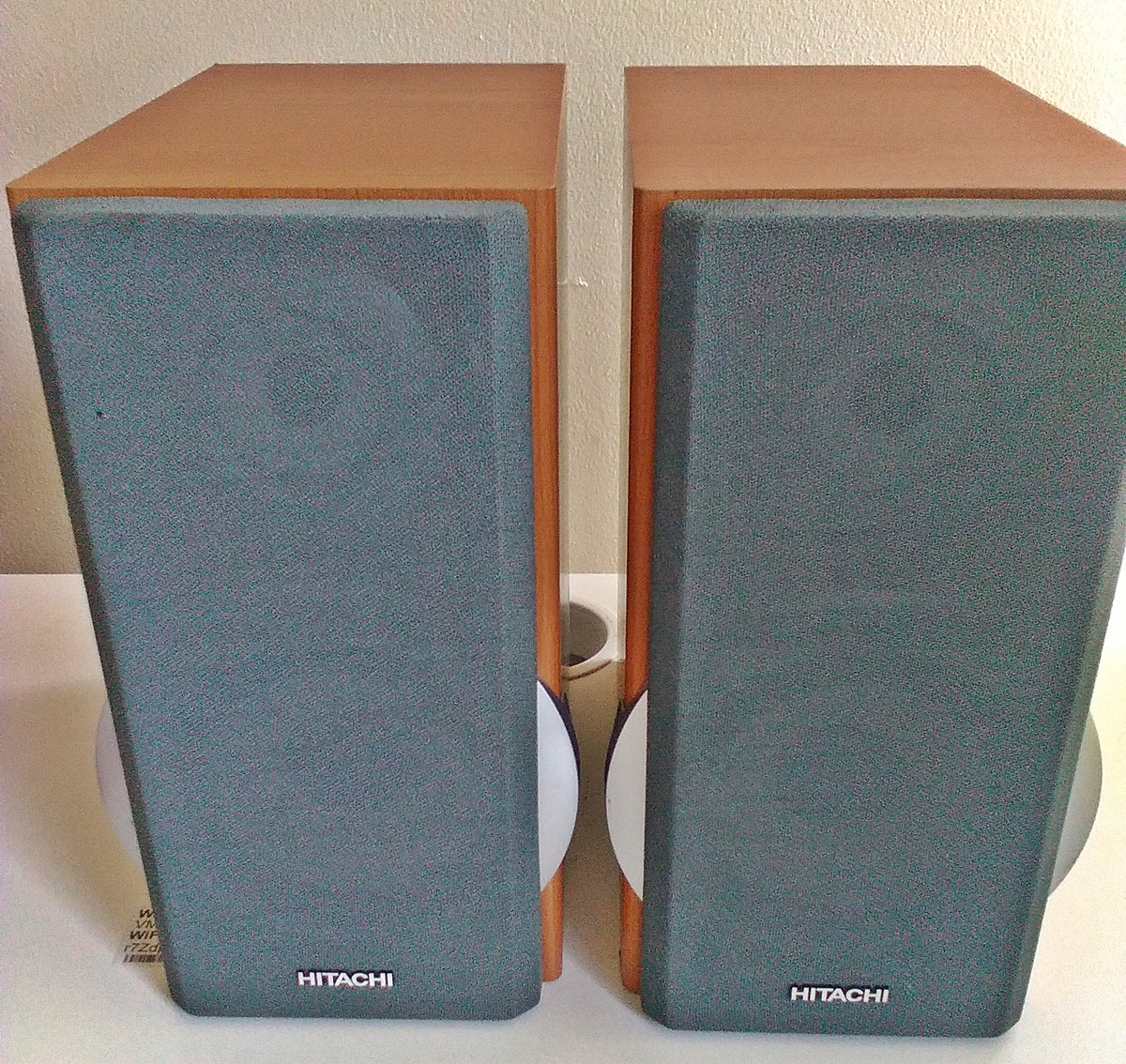 hitachi speakers. hitachi speakers