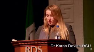 Dr Karen Devine talks EU Army