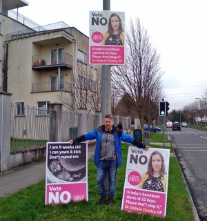 #Savethe8th Amazing Response : Out and About in Dublin Mid West