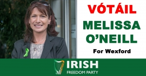 Melissa O'Neill to contest Wexford By-Election