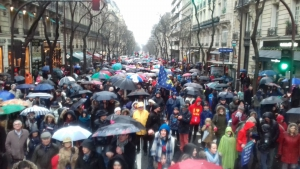 Paris - March For Life