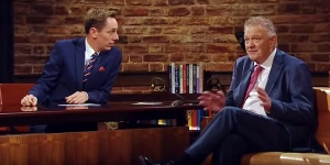 Peter Casey - Ryan Tubridy was  'insulting','Patronising' and 'unprofessional'