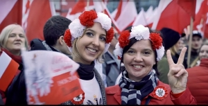 Proud Poles celebrate 100 years since Independence