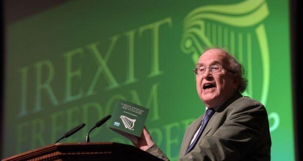 Trinity Professor slams Irish Times over extreme anti Brexit rhetoric