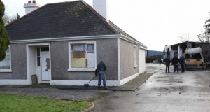 Roscommon KBC eviction . Investigations under way