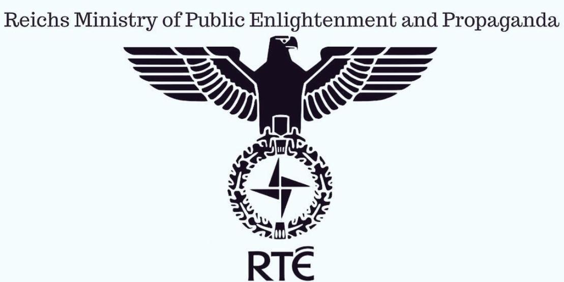 The Reich's Ministry : Understanding Propaganda in Ireland