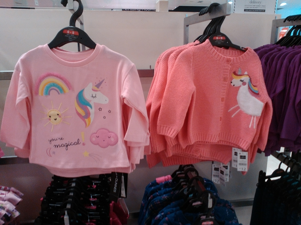 Unicorn awareness for Shoppers and Parents