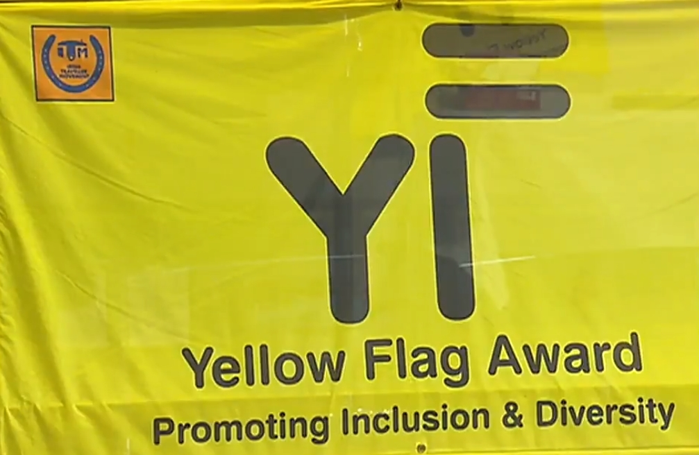 Image result for yellow flag programme