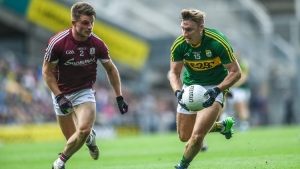 Eoghan Kerin relishing Allianz League tests