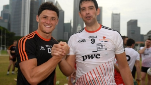 2017 selection triumph in PwC All-Stars hurling match