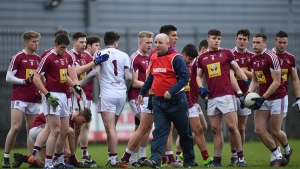 Colin Kelly satisfied with Westmeath's form