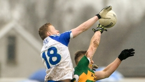 Colin Walshe still aiming high for Monaghan