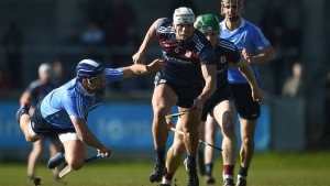 Allianz HL D1B: Galway overcome Dublin