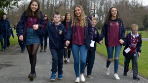 Raheny All-Stars are shining bright