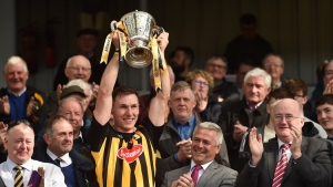 TJ Reid satisfied with latest Kilkenny success