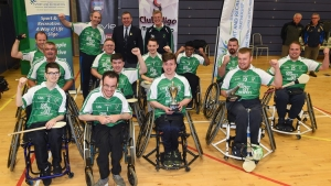 Wheelchair hurling: A success story
