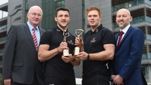 Comer and Forde the PwC GAA/GPA Players of the Month