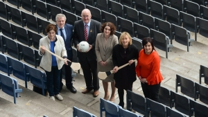 GAA announces list of official charities for 2018