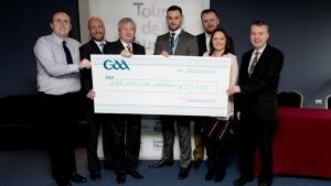 GAA/Croke Park staff to embark on 'Rollin2Nowlan' charity cycle
