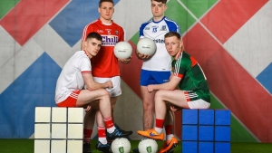 EirGrid GAA Football U20 All-Ireland Championship launched
