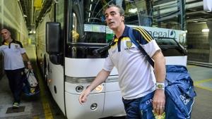 Cathal Corey ready to make mark with Sligo