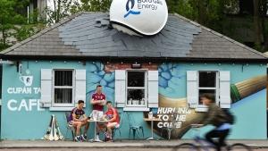 Bord Gáis Energy launch Cupán Tae café