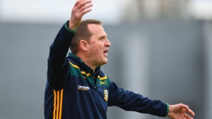 Andy McEntee busy rebuilding Meath football's culture