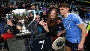Michael Fitzsimons relishing Dublin adventure