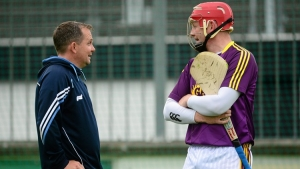 Damien Fitzhenry wants Wexford to take next step