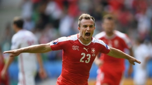Shaqiri: Hopefully we'll have a qualification party in Basel