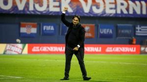 Dalic: My dream has come true with Croatia