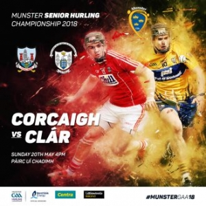 Munster Senior Hurling Championship – Cork 2-23 Clare 1-21