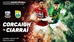 Munster Senior Football Final – Cork v Kerry – Tickets on sale