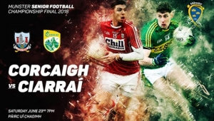 Munster Senior Football Final – Kerry 3-18 Cork 2-4