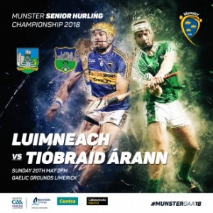 Munster Senior Hurling Championship – Limerick 1-23 Tipperary 2-14
