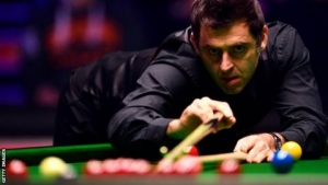 Ronnie O'Sullivan beats Robert Milkins in World Grand Prix