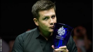 Ryan Day: Welsh snooker player wins Gibraltar Open