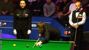 World Snooker Championship 2018: Ricky Walden back in the groove in Sheffield