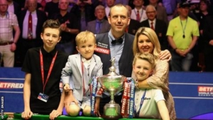Mark Williams: World champion knows success hard to top