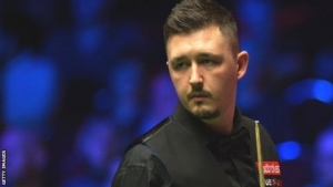 Paul Hunter Classic: Kyren Wilson beats Peter Ebdon for second ranking title