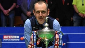 Mark Williams enjoying tournament wins despite 'getting away' without practising