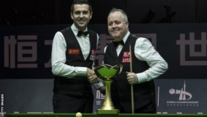 Selby edges out Higgins in thrilling China Championship final