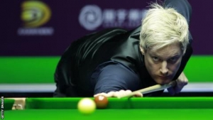 Ding & Robertson into UK Championship second round