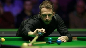 Trump joins Ding & Robertson in round two of UK Championship