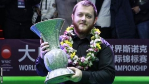 Mark Allen: NI player struggles to cope with the pressure of playing at his home event